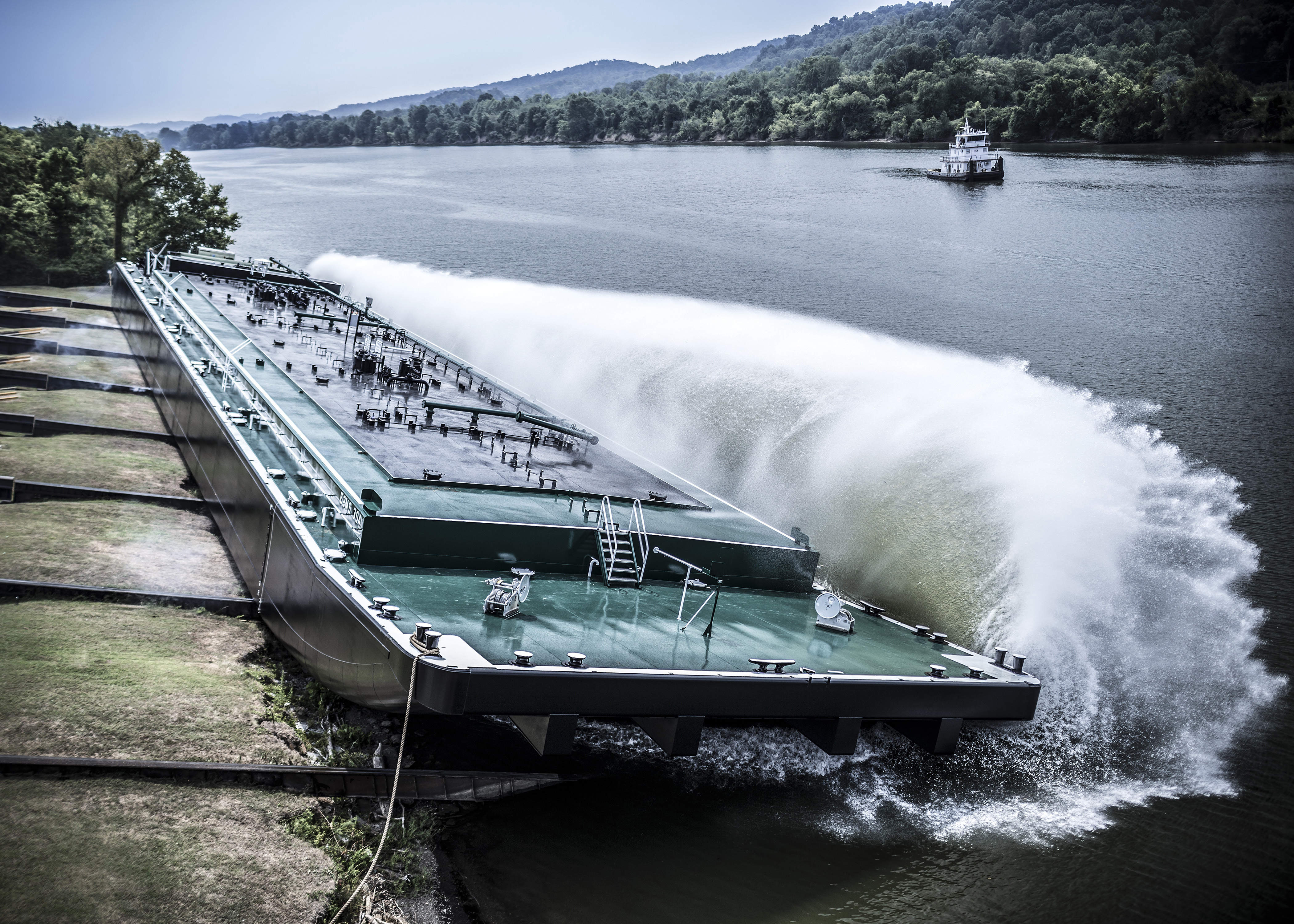433 Trinity_Trinity Marine Barge Photo