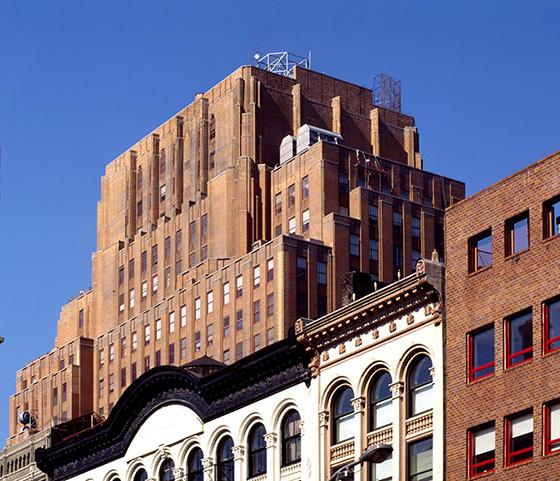 Western Union Building. 60 Hudson Street