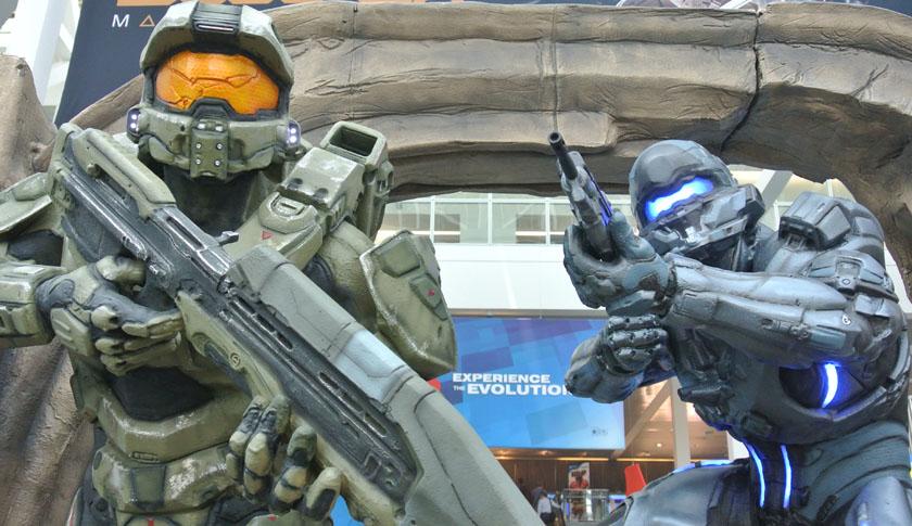 Halo 5 at E3 2015