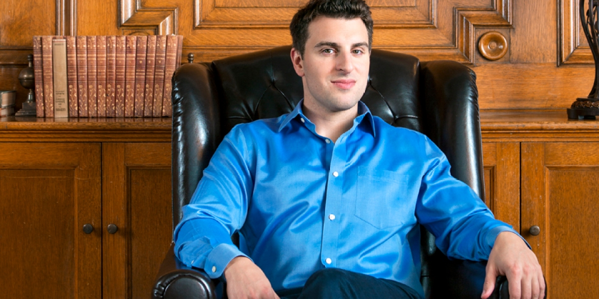 The education of Airbnb's Brian Chesky