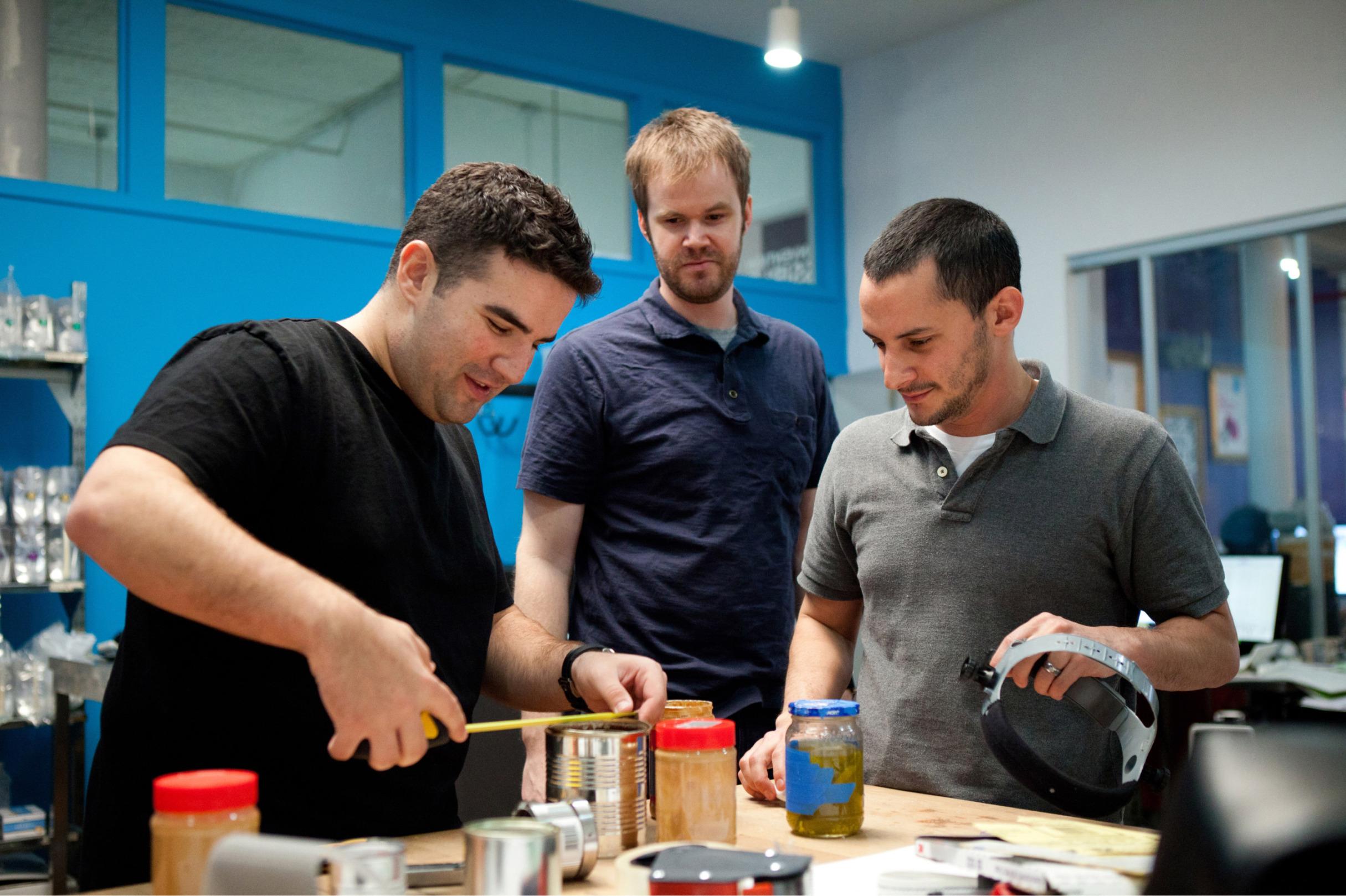 Internet-Start-up Quirky bringt Amateur-Erfindungen in die Serienproduktion