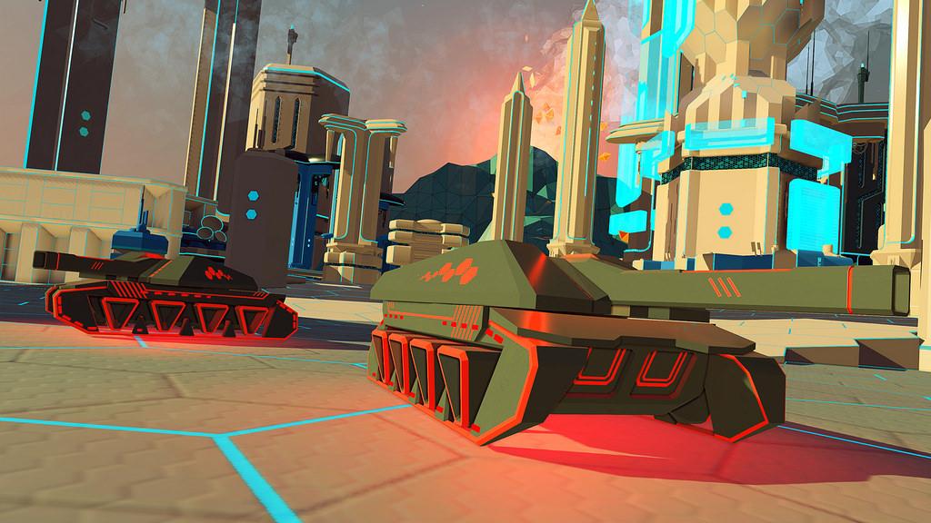 The original VR arcade game comes of age for Sony Morpheus.