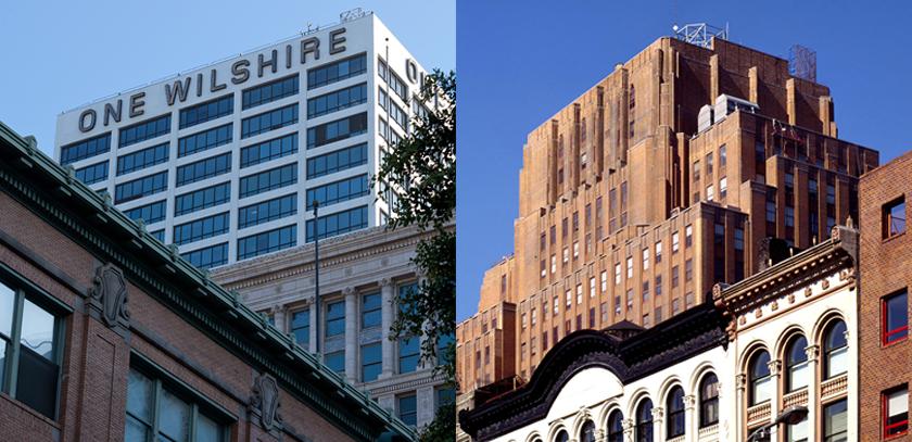 60 Hudson street, CoreSite, 1 Wilshire Blvd. Western Union Building