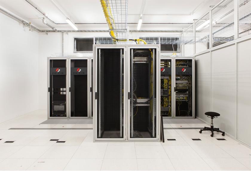 DE-CIX internet exchange