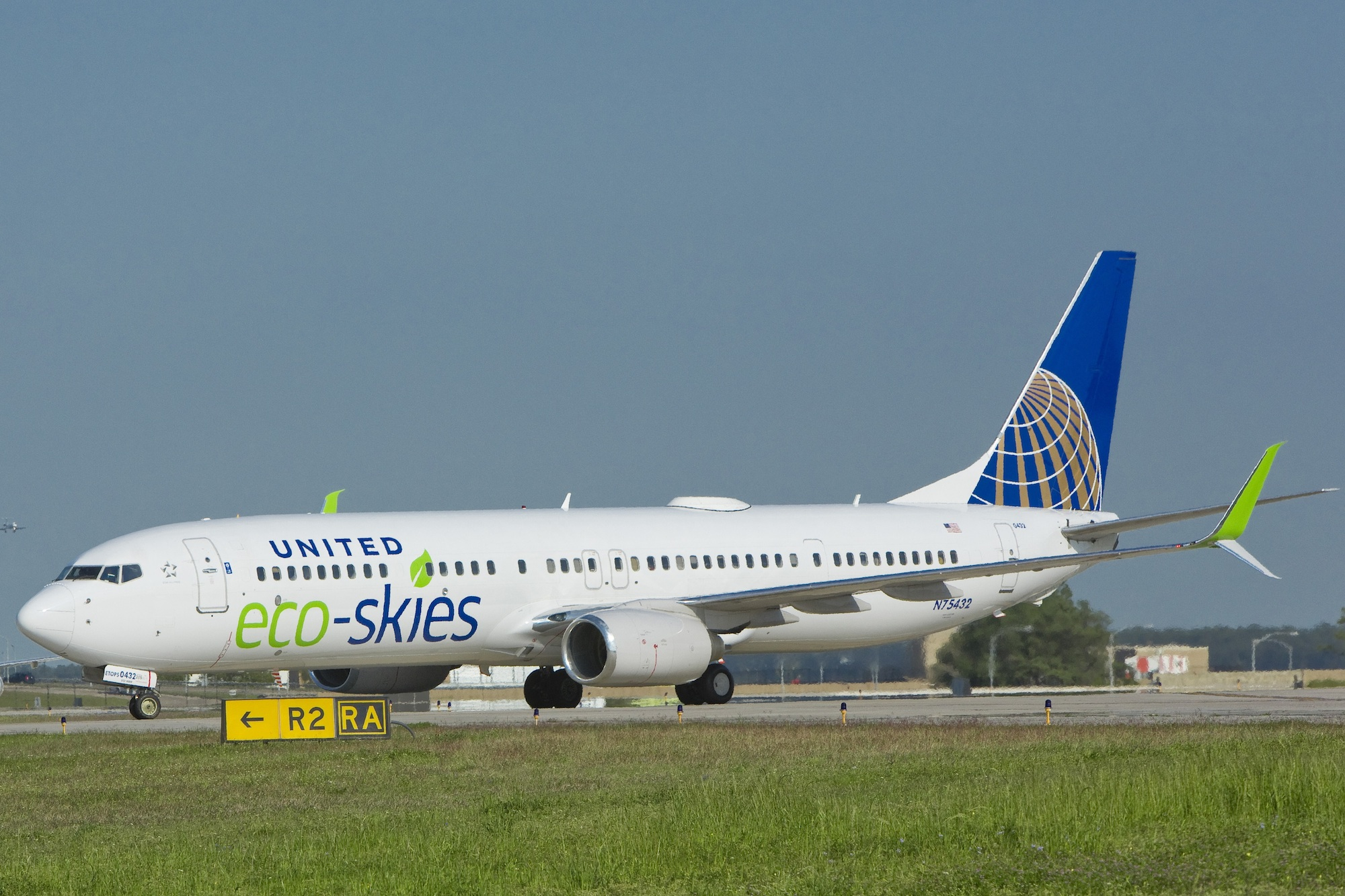 United Airlines has backed biofuel company Fulcrum BioEnergy.