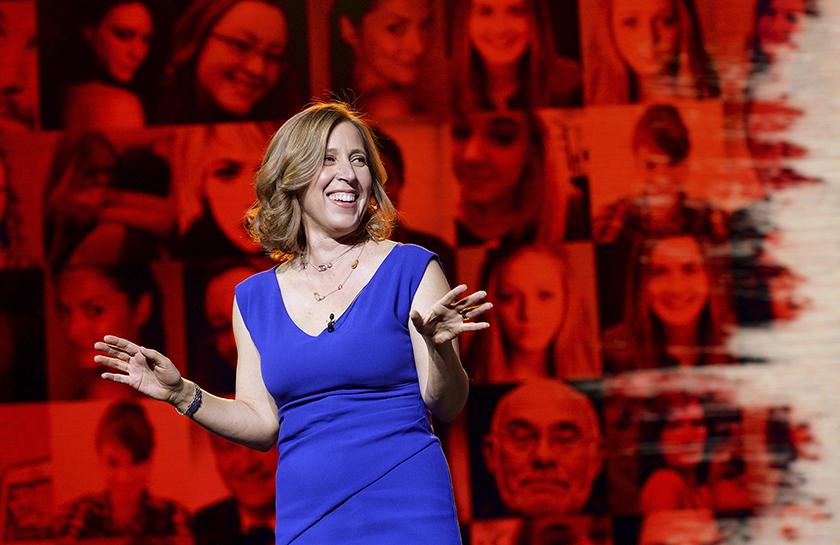 Susan Wojcicki, YouTube, Brandcast