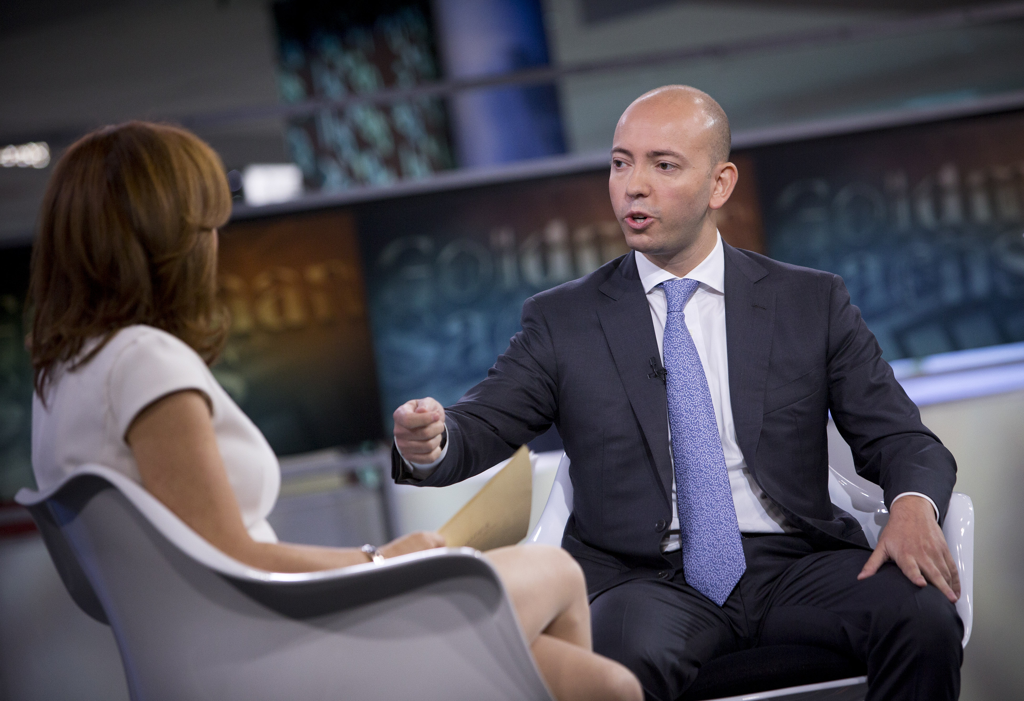 Former Goldman Sachs Executive Director Greg Smith Interview