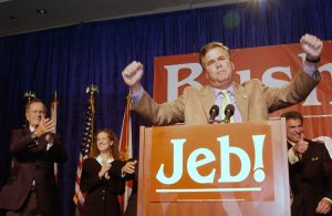 Governor Jeb Bush1998 Florida Re-Election