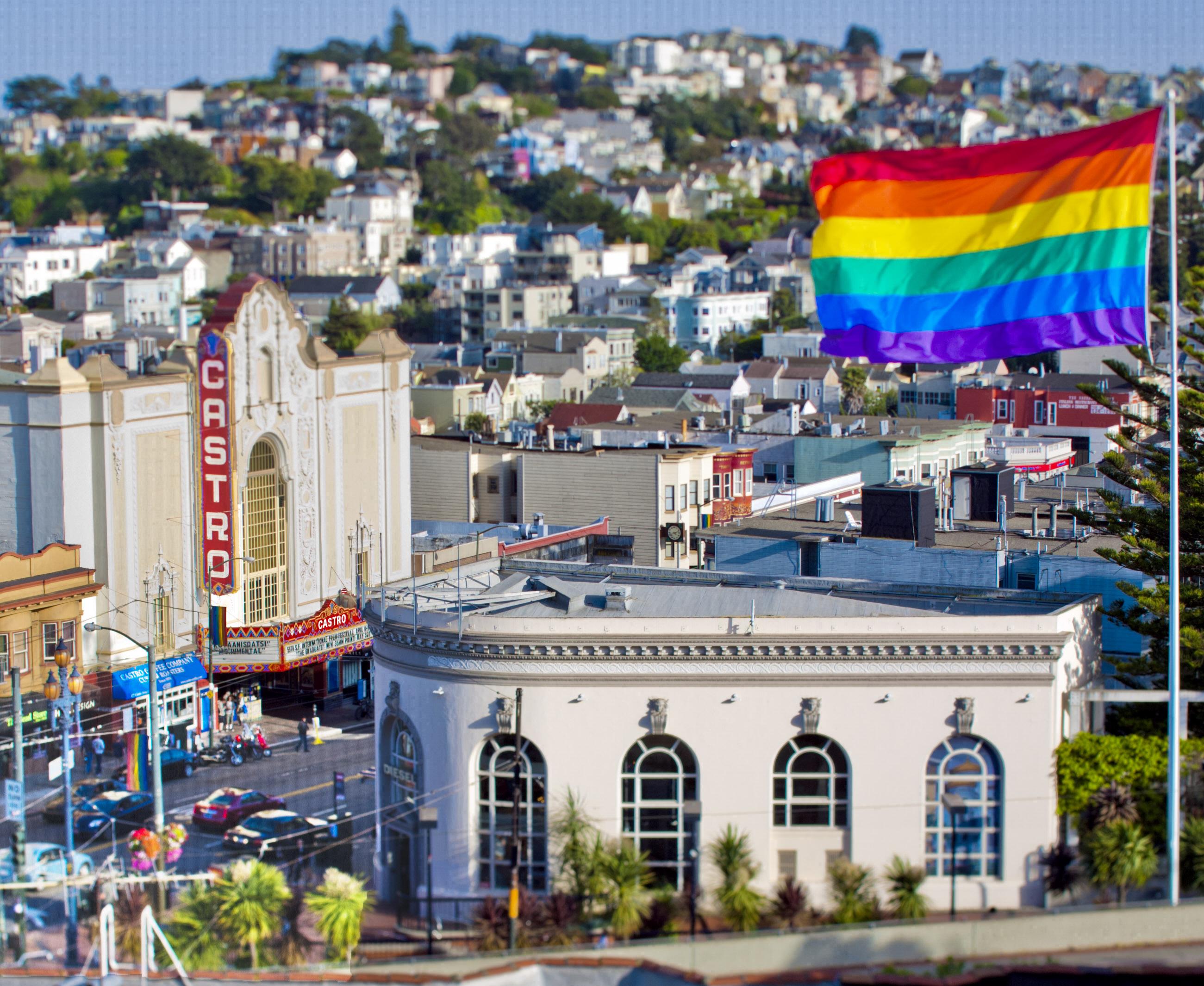San Francisco's Castro neighborhood