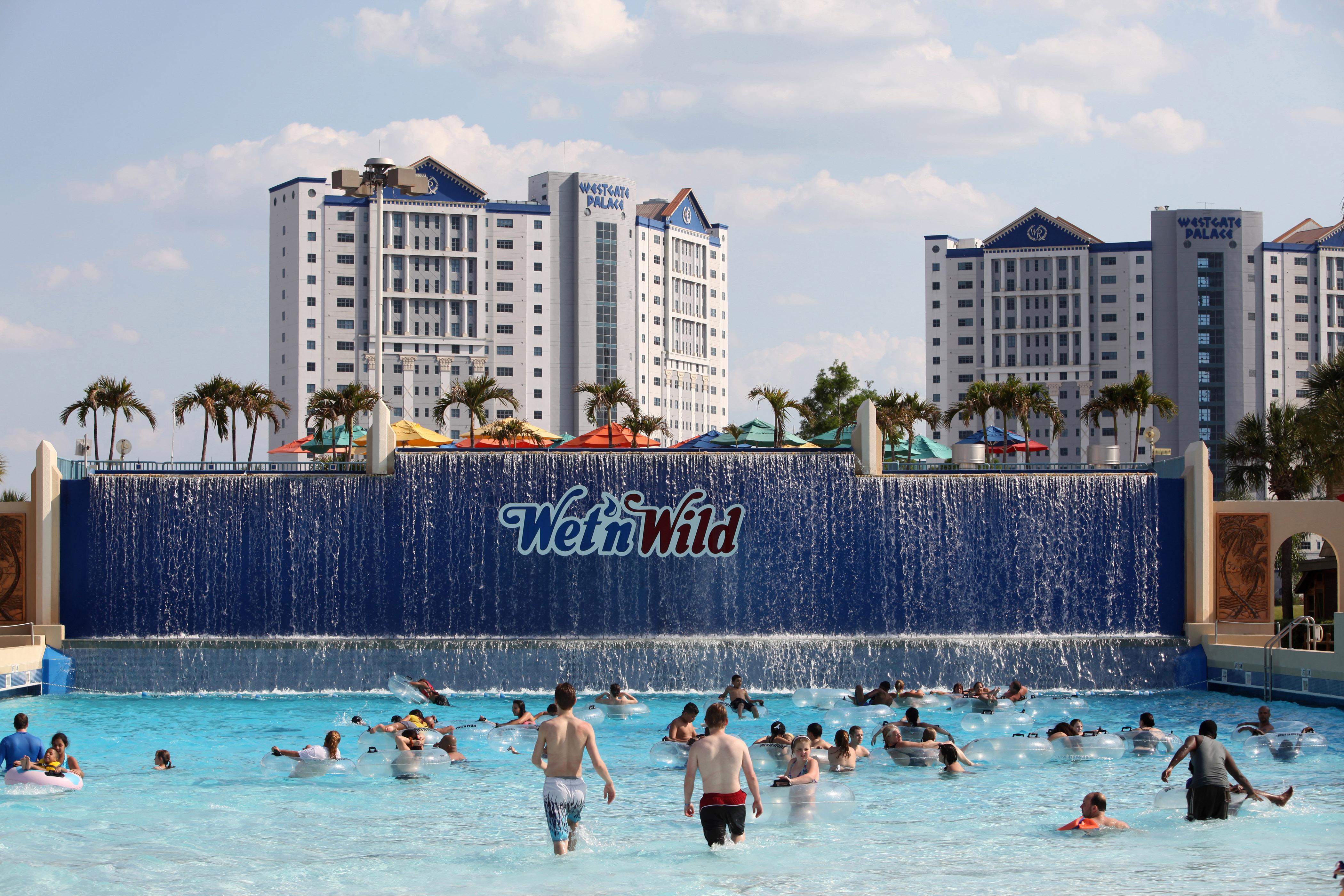 Wet'n'Wild park in Orlando