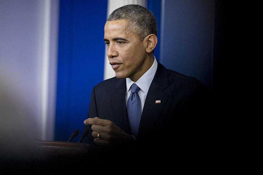 President Obama, Sony