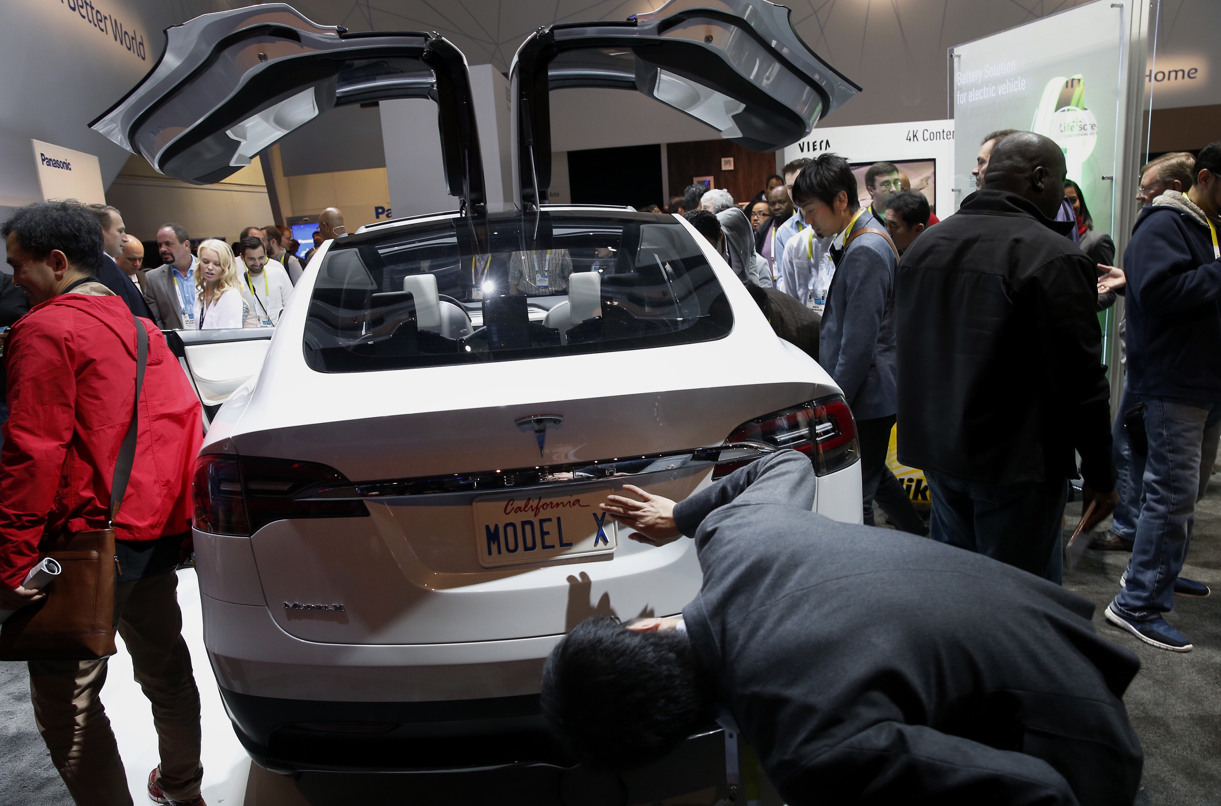 Inside The 2015 Consumer Electronics Show