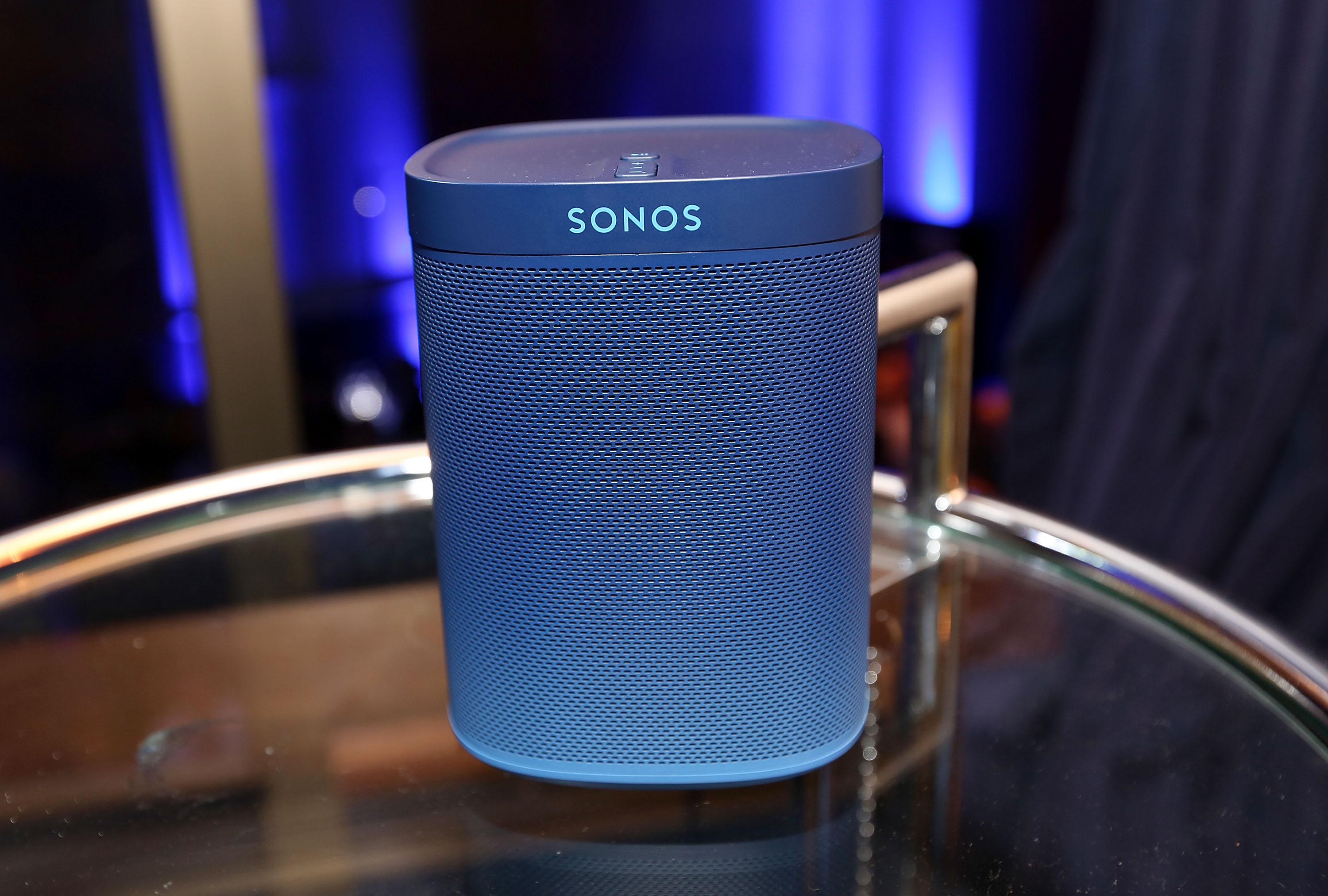 Sonos And Blue Note Records Celebrate 75 Years Of Jazz Music And The Launch Of The Blue Note Limited Edition Sonos Speaker At The Iconic Capitol Records Tower In Hollywood