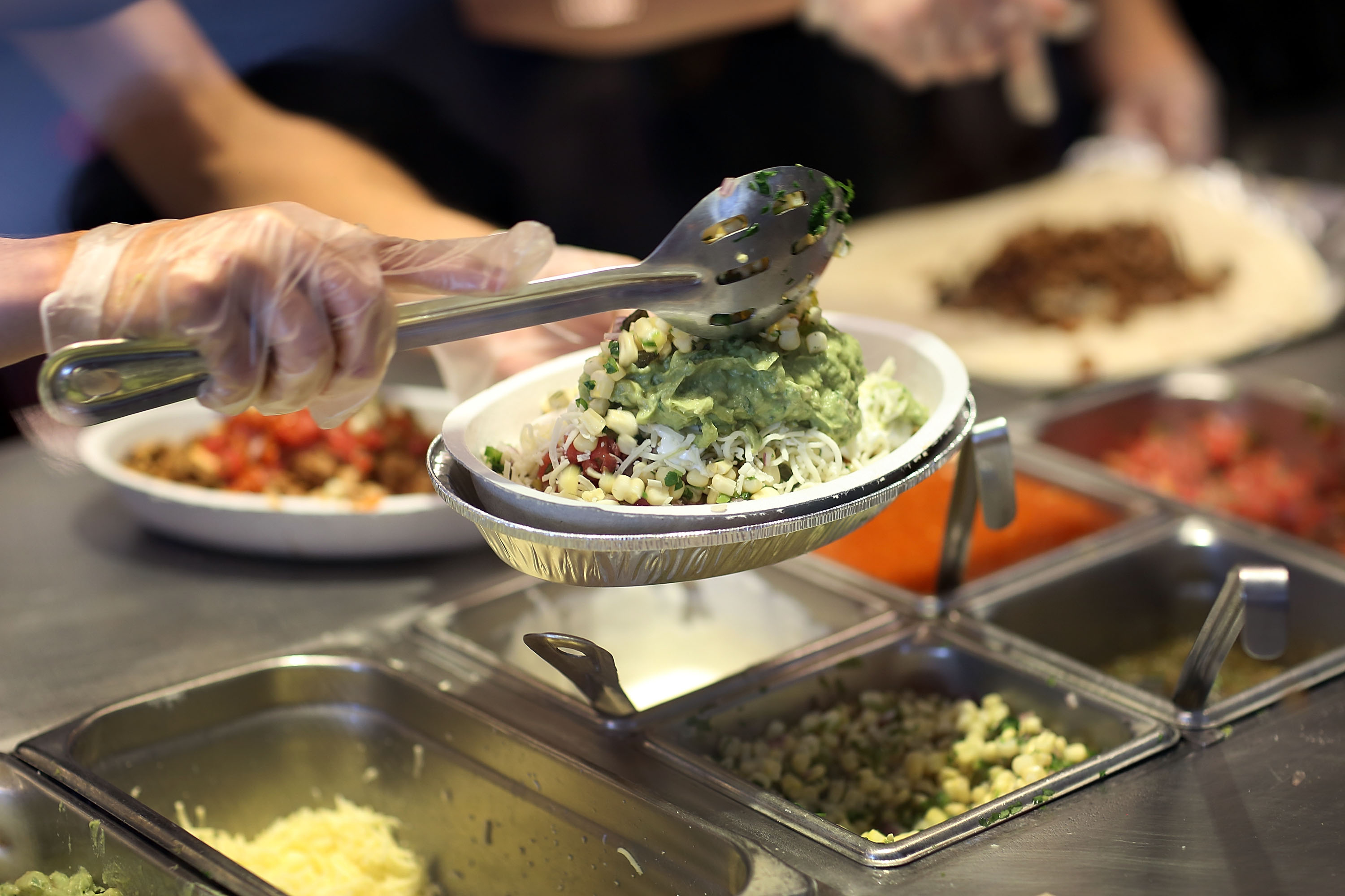 Chipotle Becomes First Non-GMO US Restaurant Chain