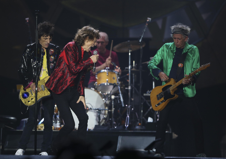 Rolling Stones in Minneapolis