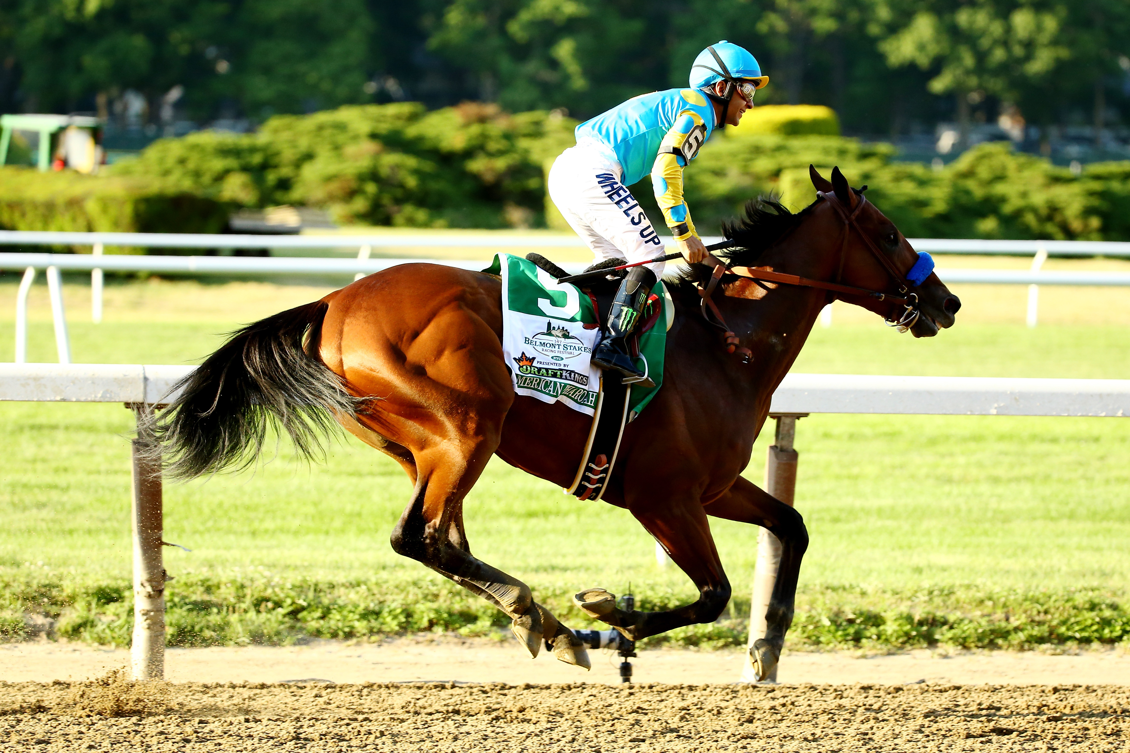 earliest you can bet on a triple crown