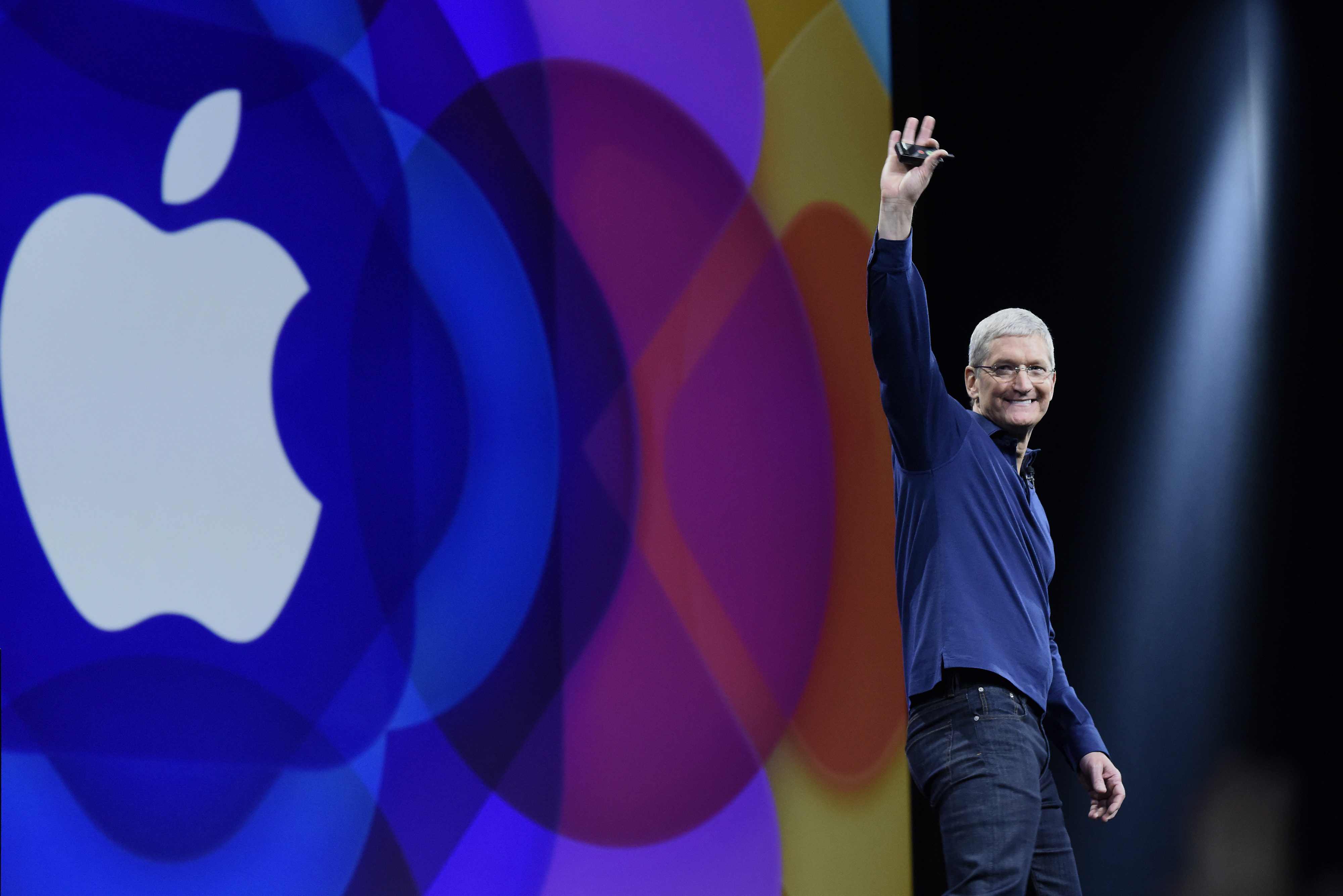 Apple repurchased $36 billion shares in the company's latest fiscal year.