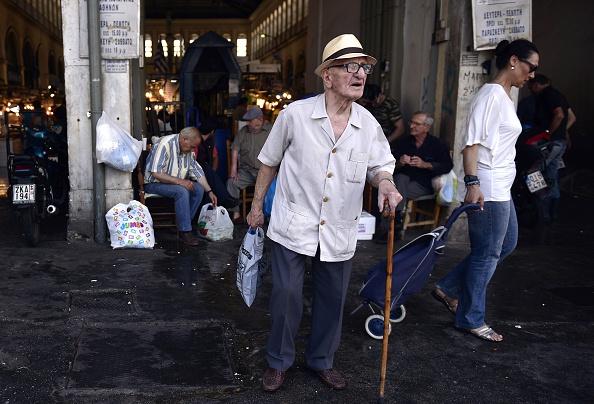 GREECE-POLITICS-ECONOMY