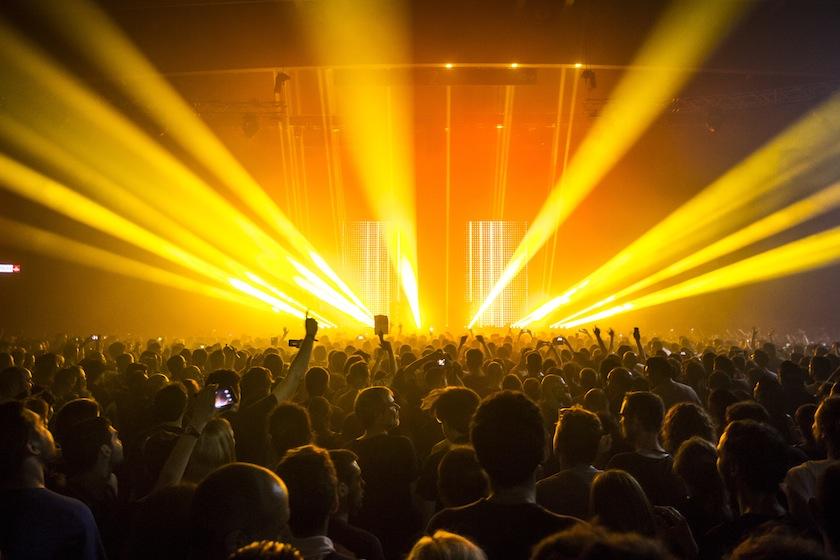 Sonar Music Festival 2015 - Day 1