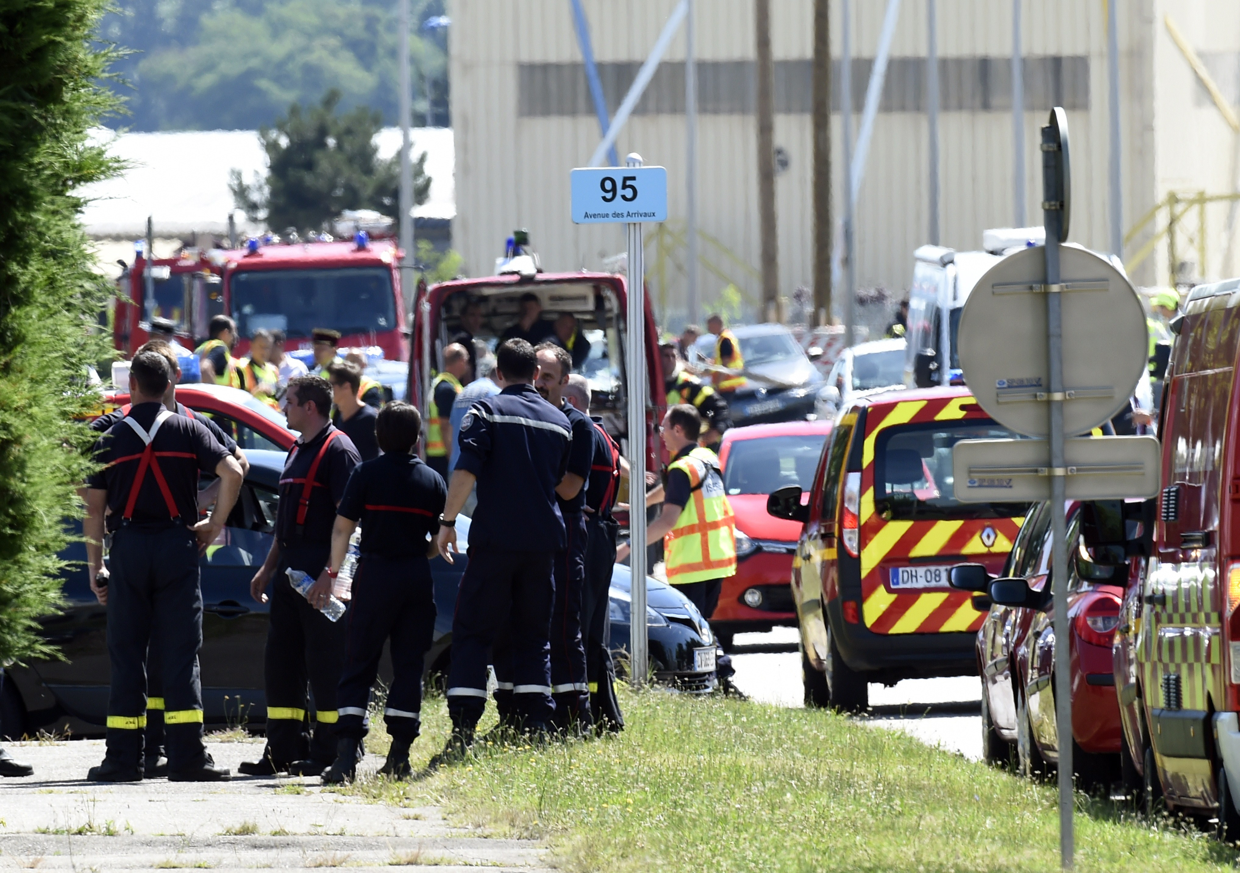 FRANCE-ATTACK-FACTORY