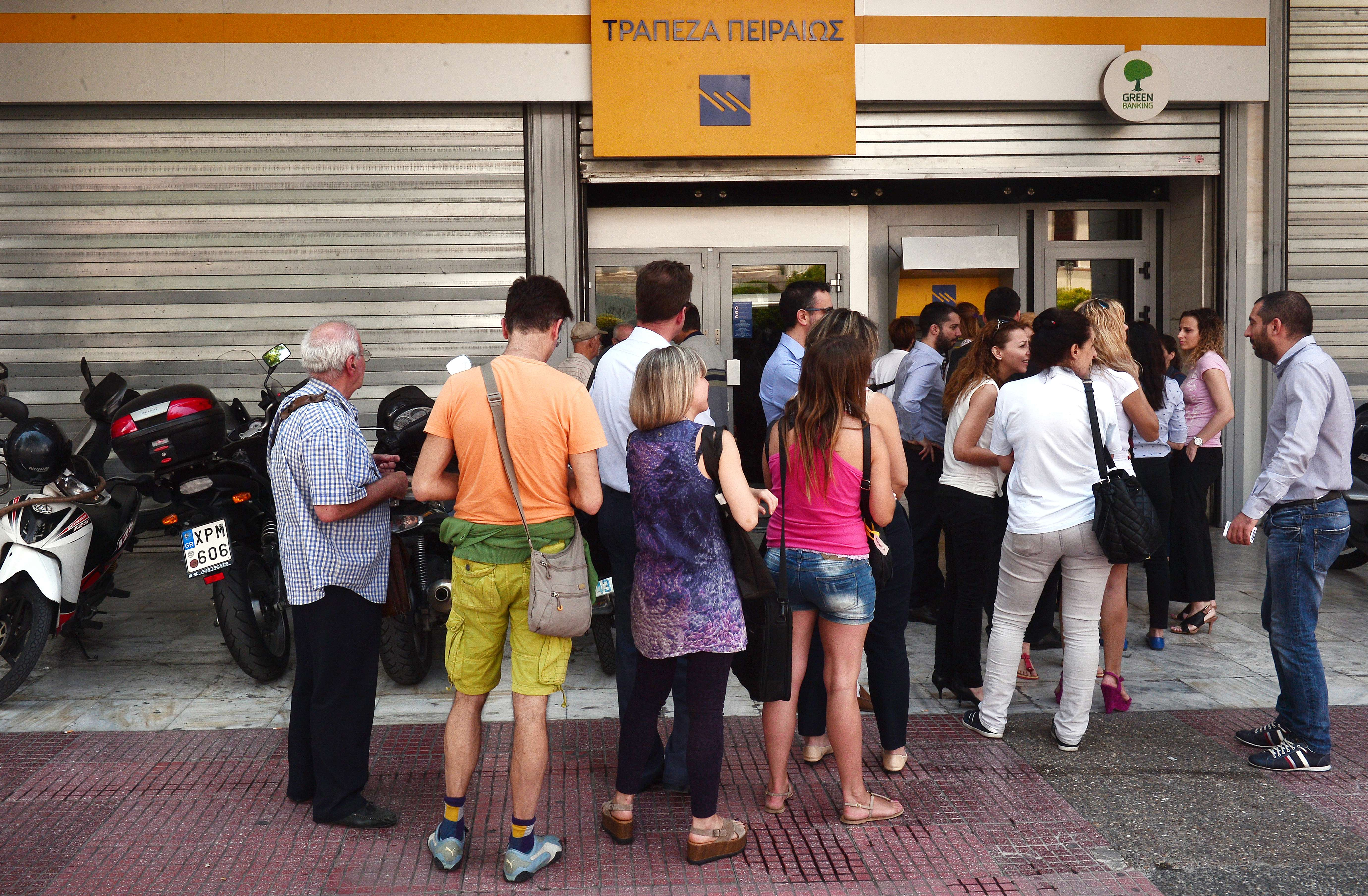 GREECE-ECONOMY-POLITICS-EU-IMF