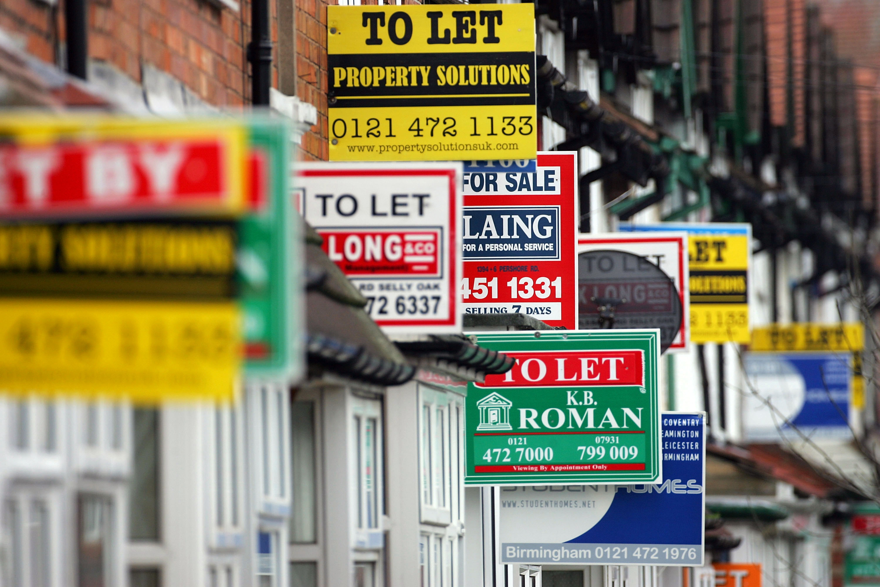Property Prices Continue To Increase