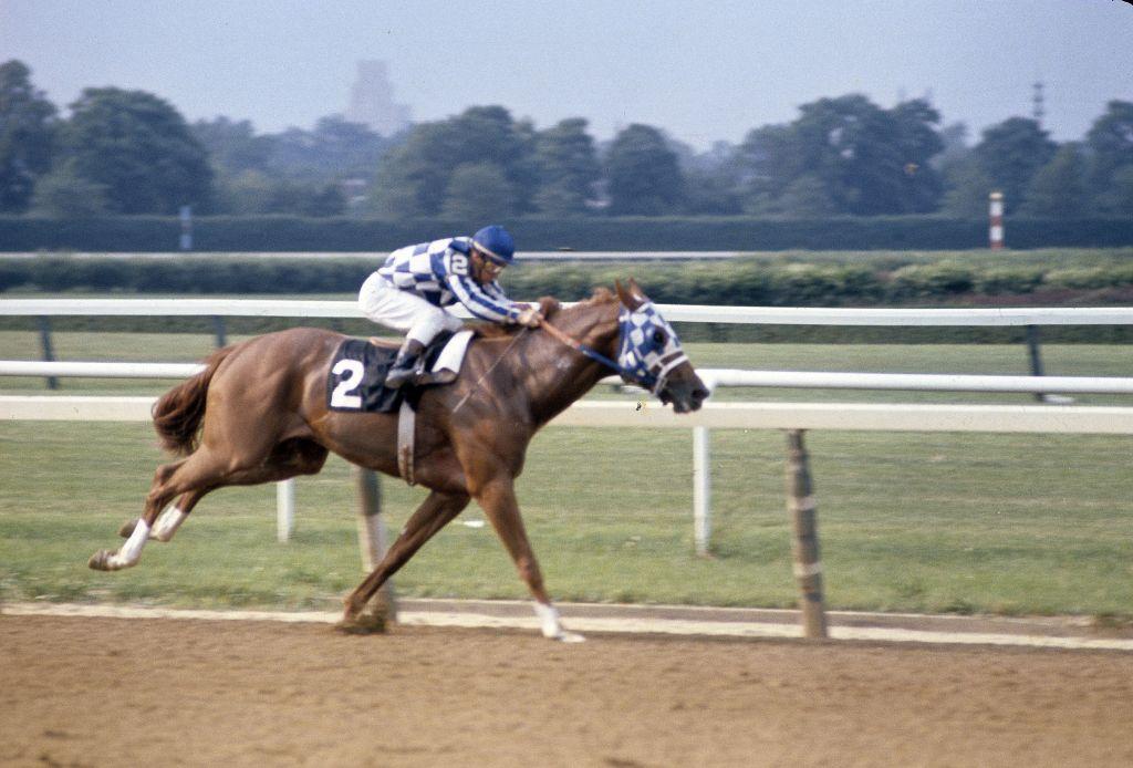 June 9, 1977:Belmont Stakes, Secretariat,Ron Turcotte