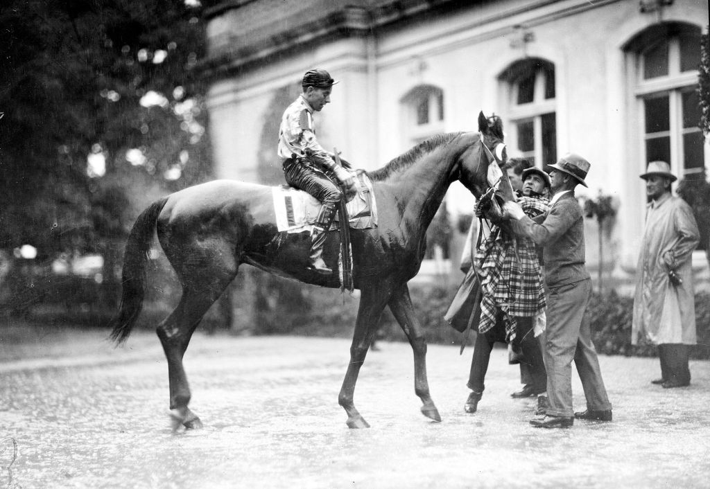 Omaha Belmont Stakes 1935
