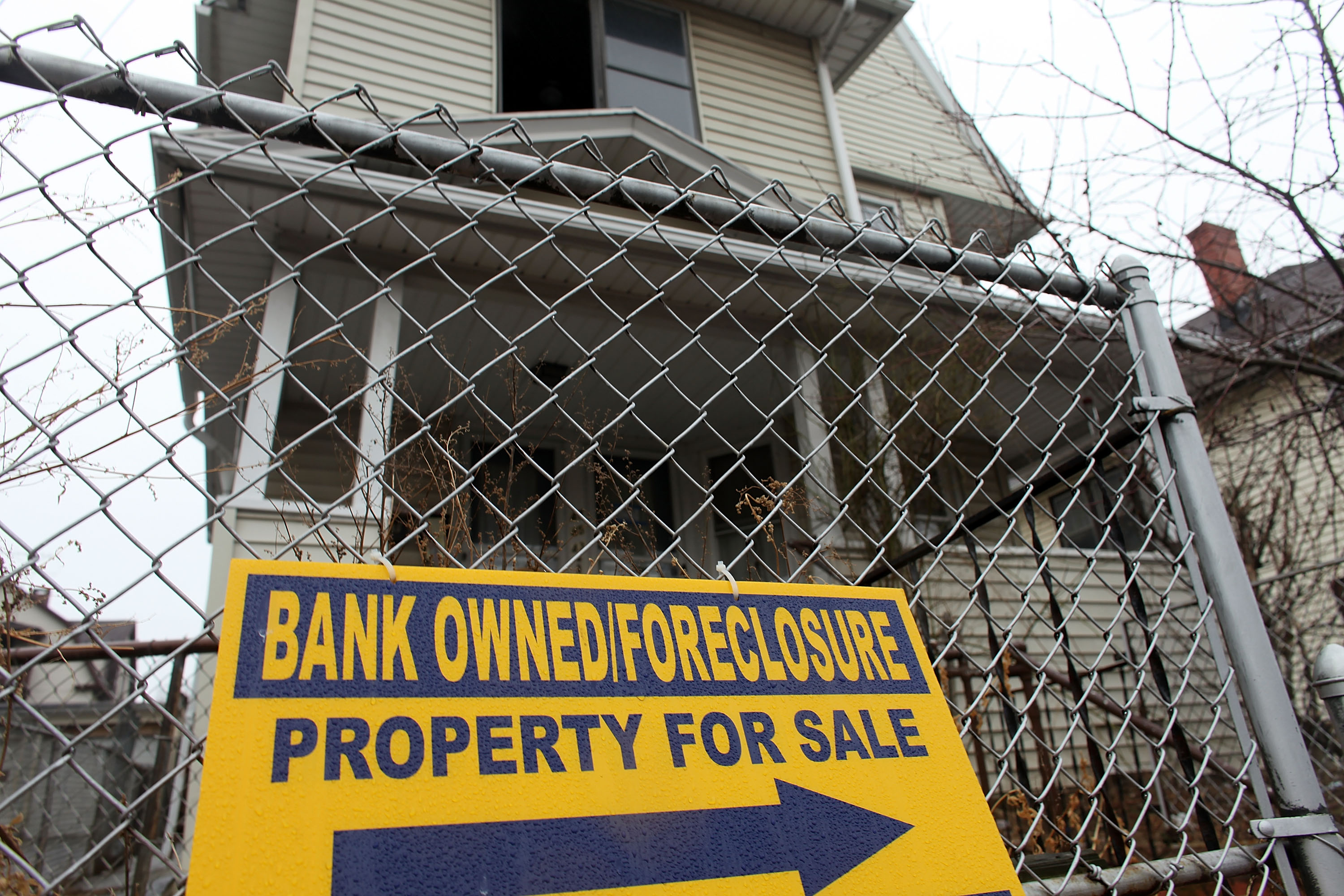 Despite National Drop, Foreclosures In Connecticut On The Rise