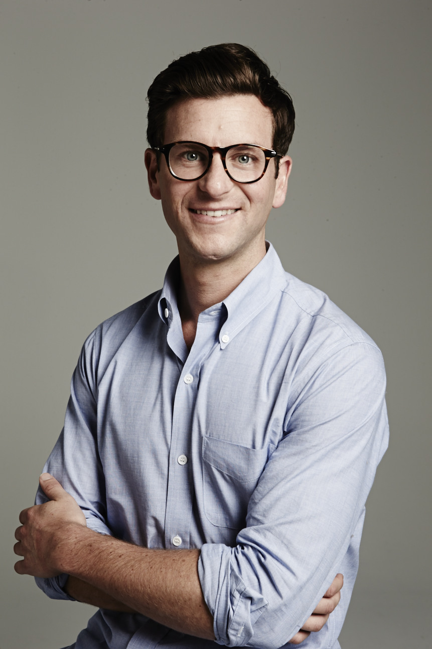 Dave Gilboa, co-CEO of Warby Parker