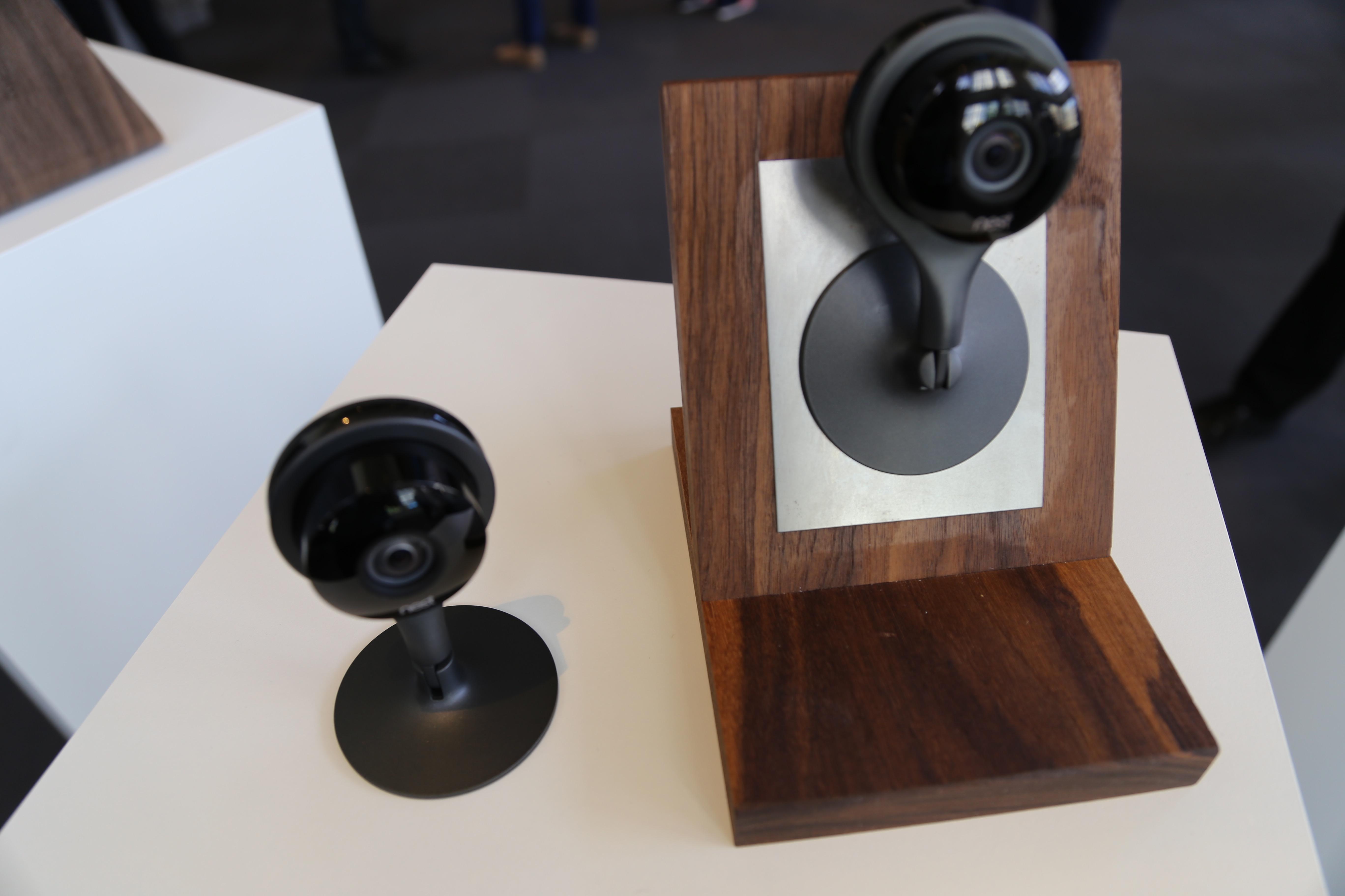 The Nest Cam, Nest's new smart home video camera.