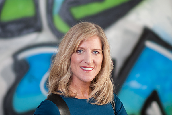 Kristen Hamilton, CEO and co-founder of Koru