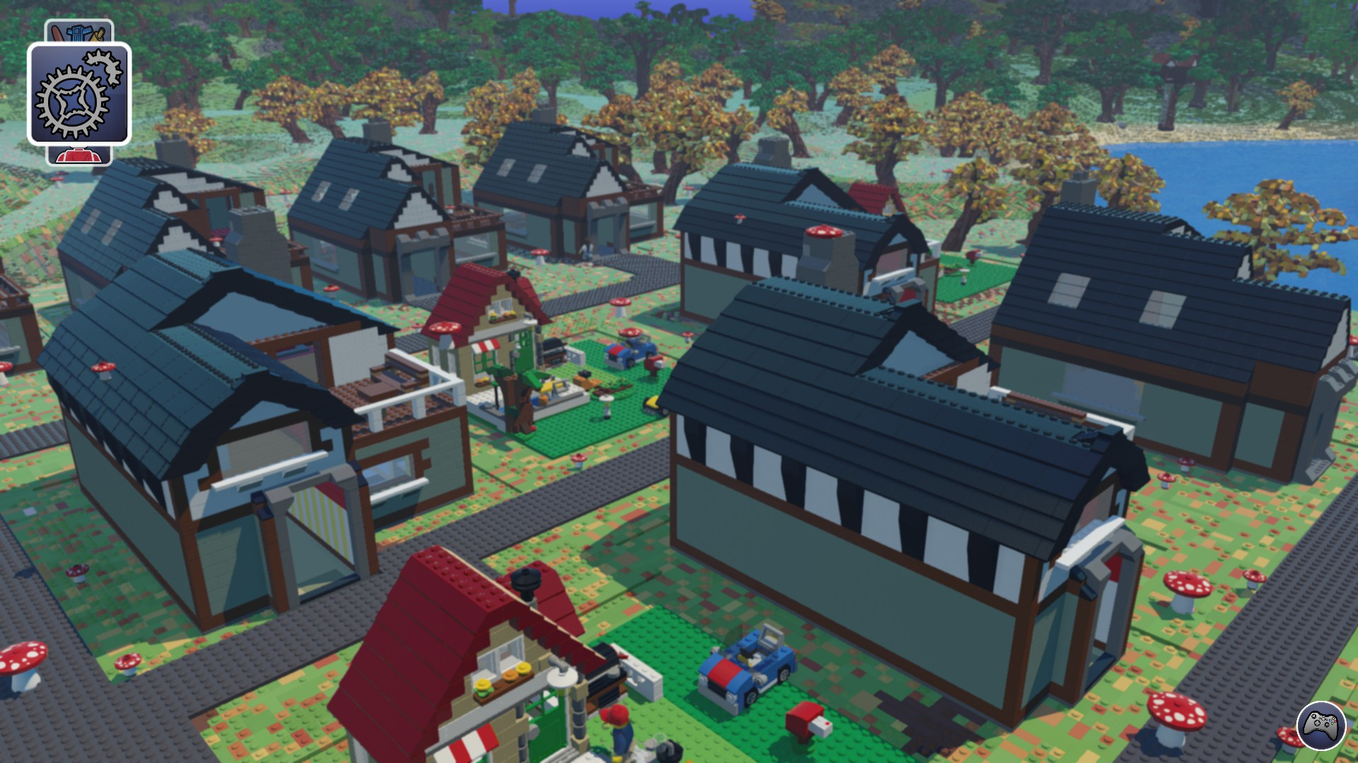 Warner Bros Interactive Entertainment's LEGO Worlds takes on Microsoft's Minecraft