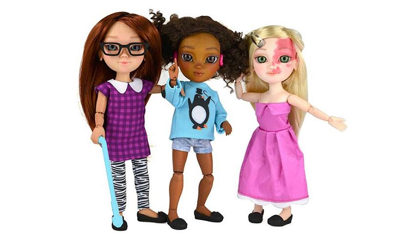 Makies dolls
