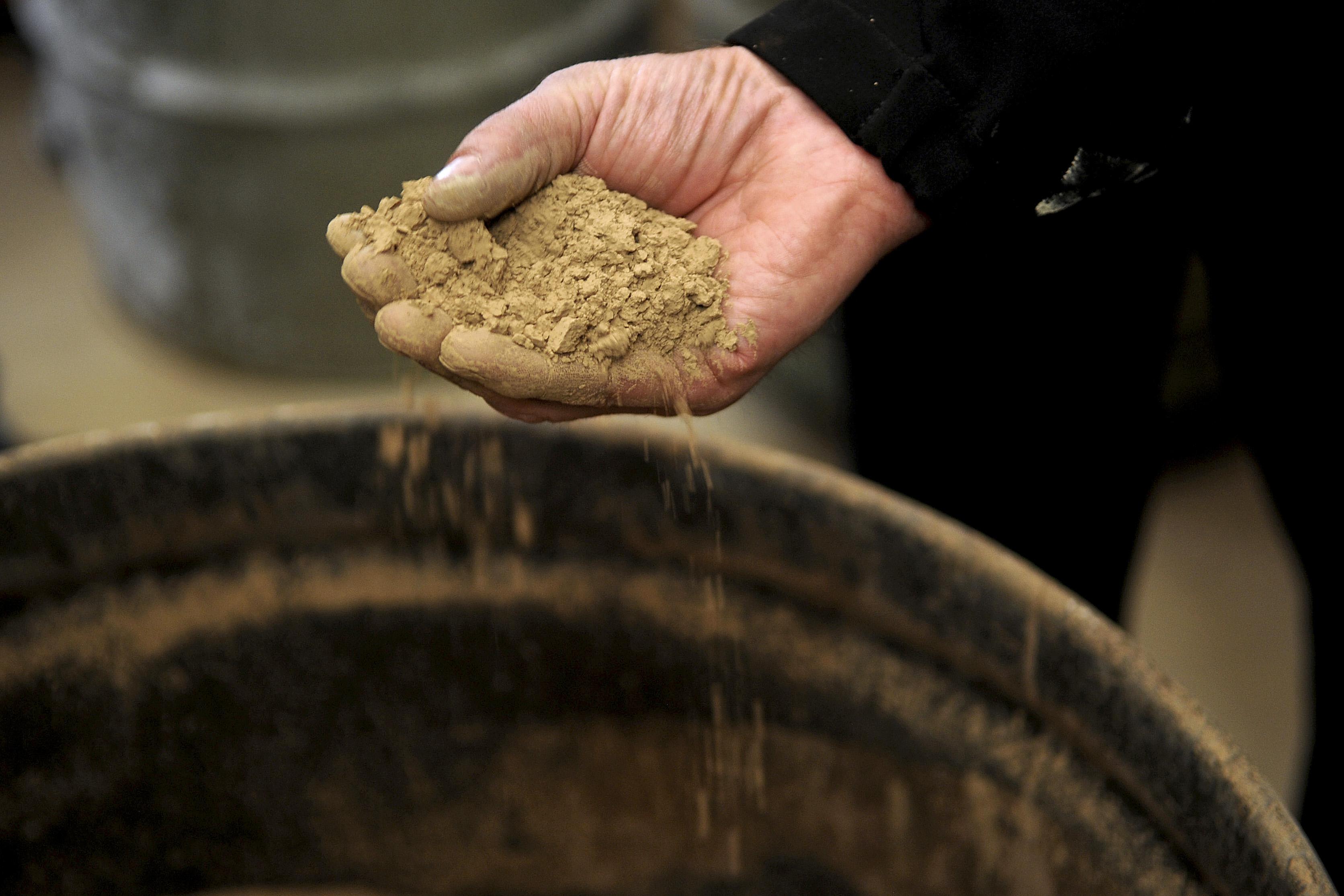 Molycorp Mountain Pass Rare Earths Mining Facility
