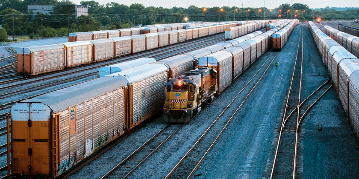 Union Pacific: The railroad with better profit margins than