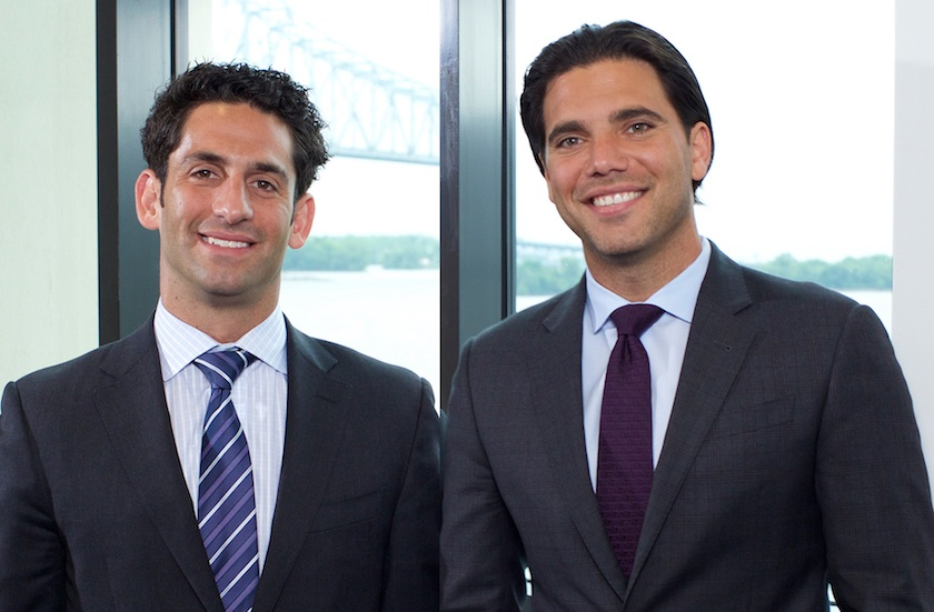 Corey Schiller (left) and Asher Raphael, co-CEOs of Power Home Remodeling
