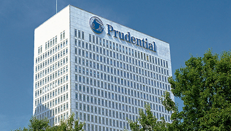 Prudential Financial's headquarters.