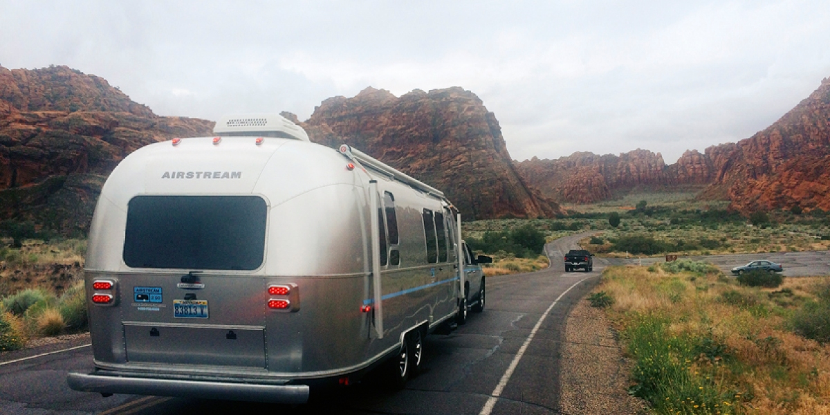 Renting an Airstream for the ultimate luxury road trip | Fortune