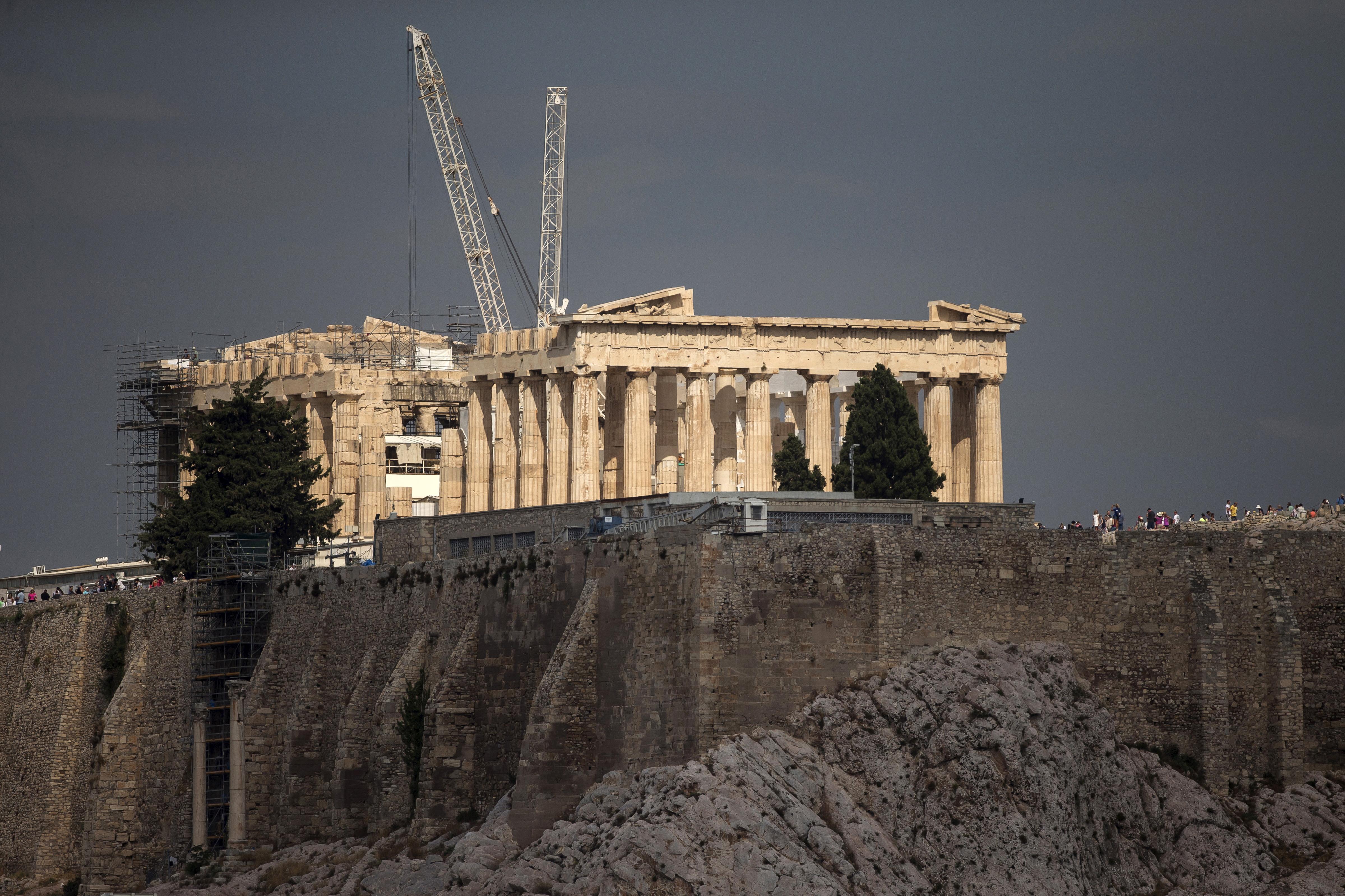 Greece votes no