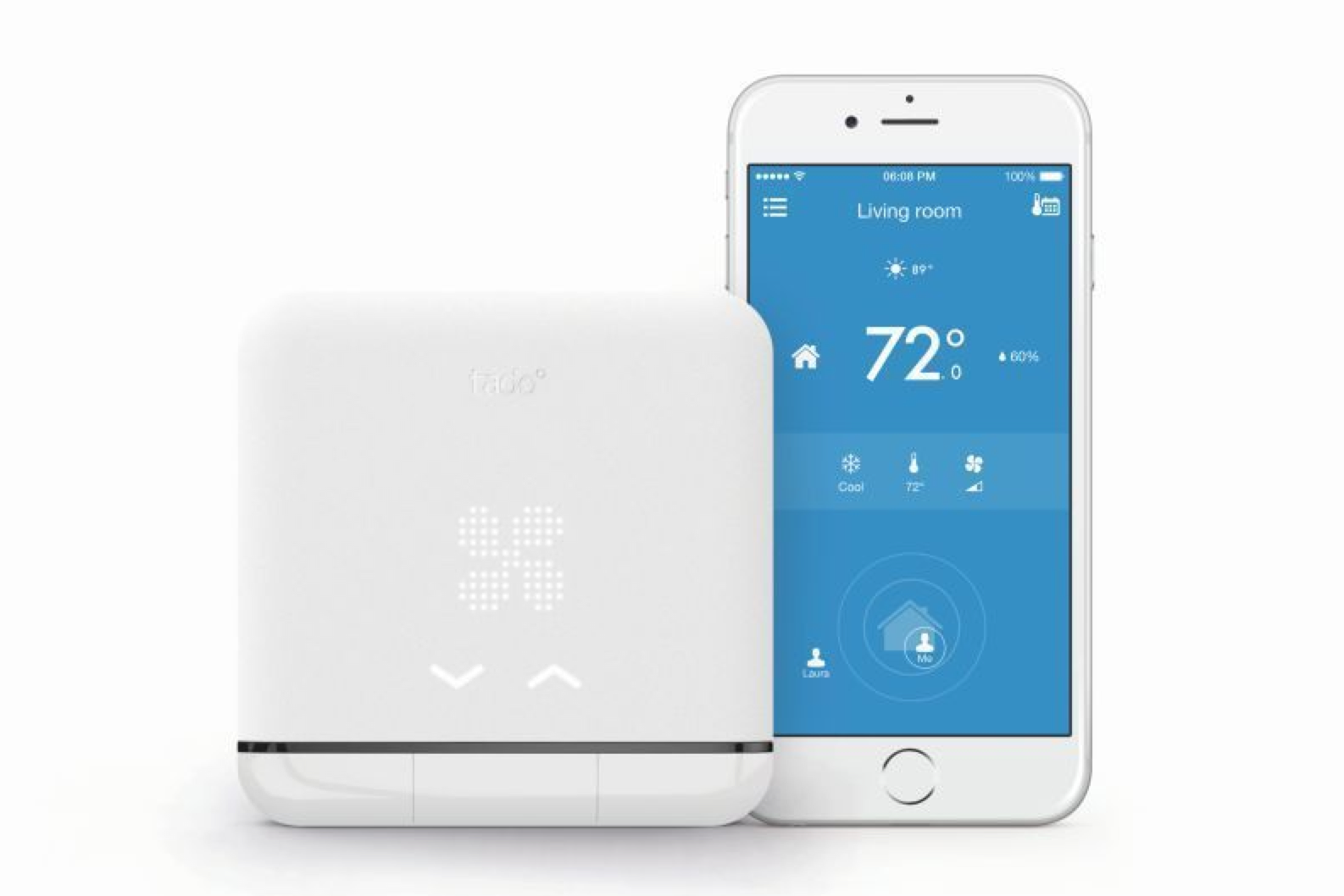 Tado's new smart AC system works with your cell phone and costs $200.