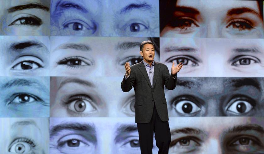Sony, Kazuo Hirai