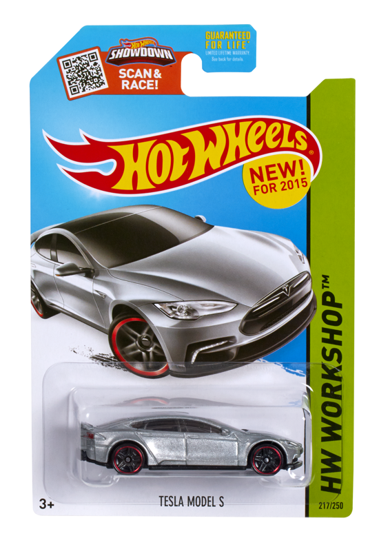 Mattel S Hot Wheels Making Tesla Model S Toy Car Fortune