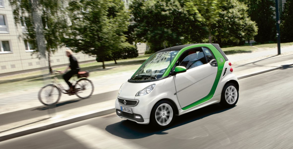 Daimler Smart Fortwo electric drive (ED)