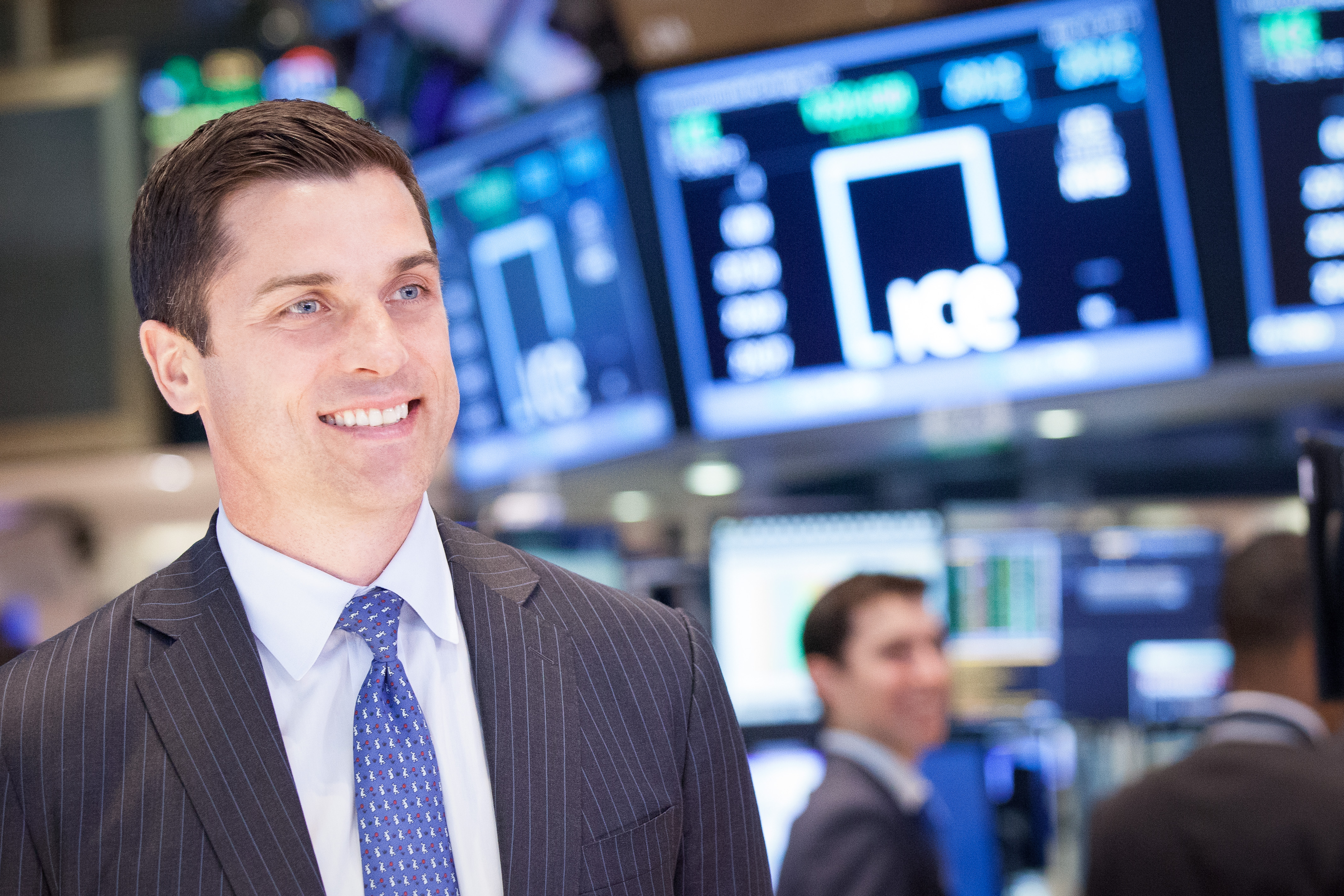 Tom Farley, president of the NYSE
