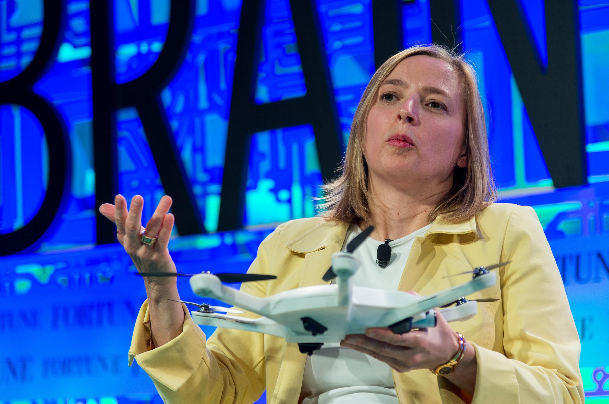 Helen Greiner at Fortune Brainstorm Tech