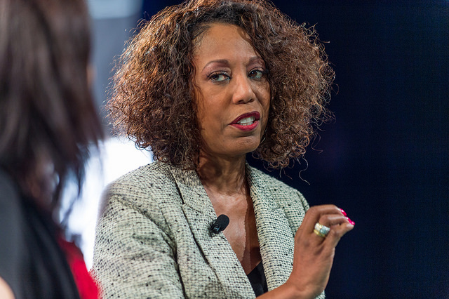 Apple's Global Human Resources Chief Denise Young Smith