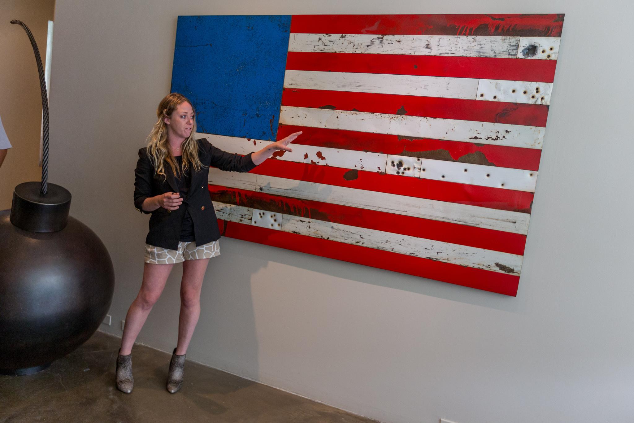 Aspen Art Tour at Fortune Brainstorm Tech 2015