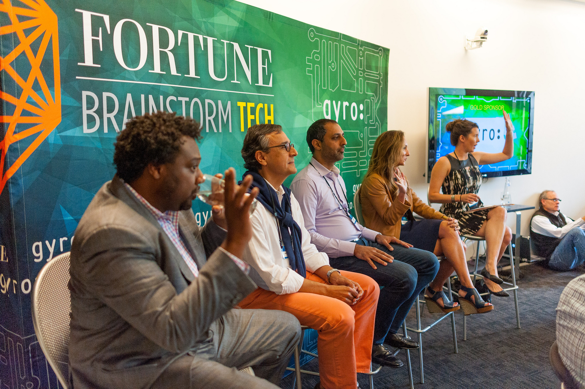 Connected Customer marketing Fortune Brainstorm Tech 2015