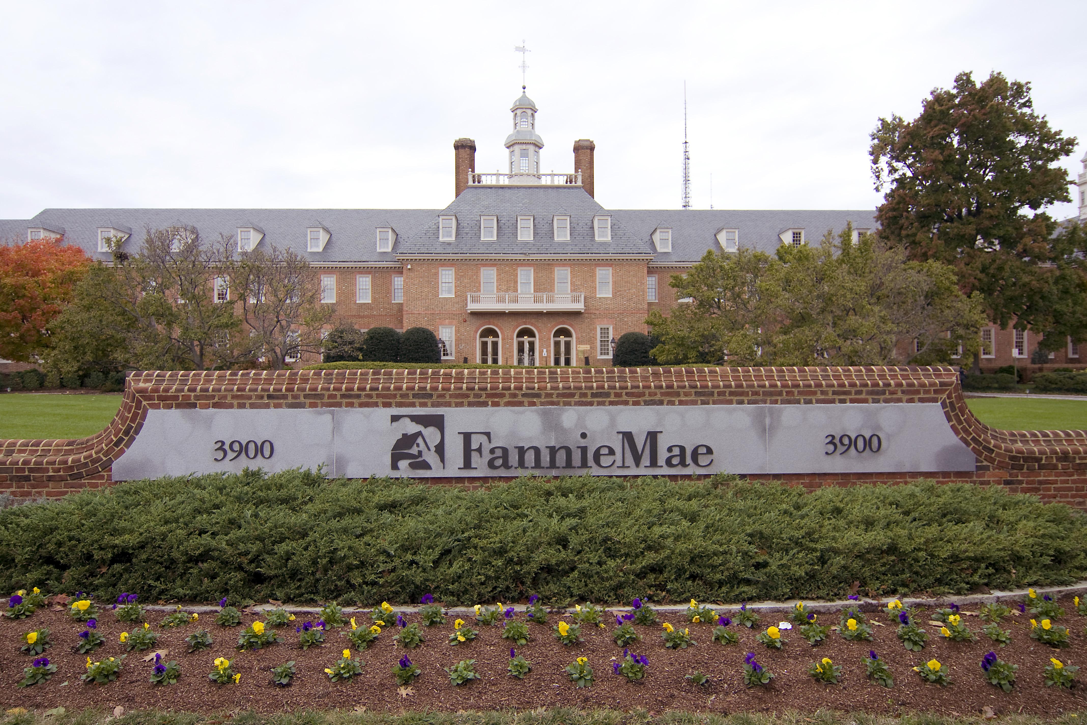 USA - Washignton DC - The Fannie Mae Building,
